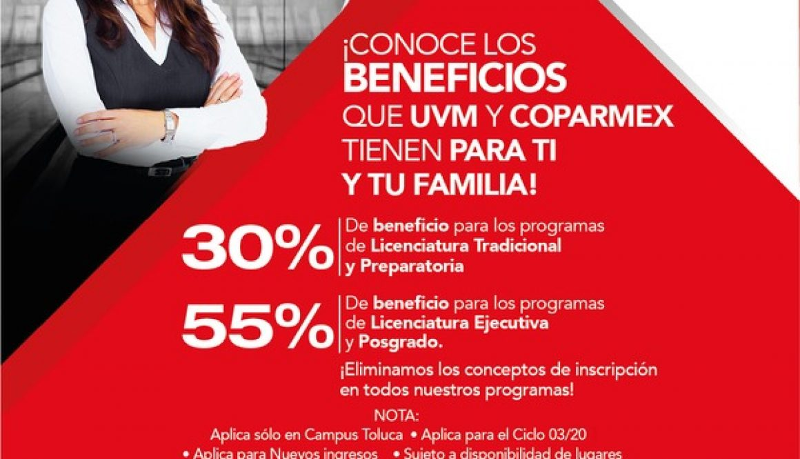Beneficios UVM