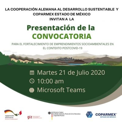 Copia de Convocatoria GIZ